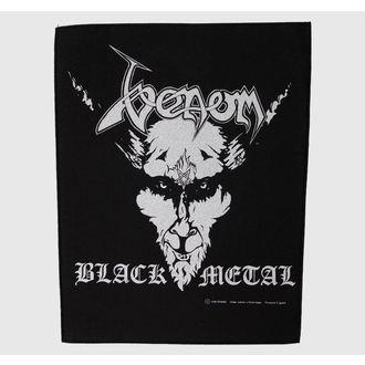 nášivka velká Venom - Black Metal - RAZAMATAZ, RAZAMATAZ, Venom