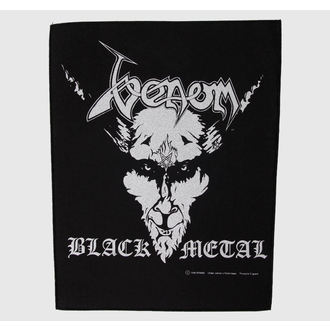 nášivka velká Venom - Black Metal - RAZAMATAZ