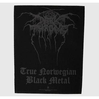 nášivka velká Darkthrone - True Norweigan Black Metal - RAZAMATAZ, RAZAMATAZ, Darkthrone