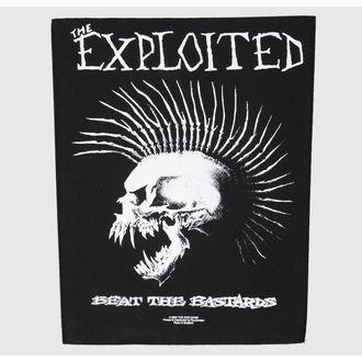 nášivka velká Exploited - Beat The Bastards - RAZAMATAZ, RAZAMATAZ, Exploited
