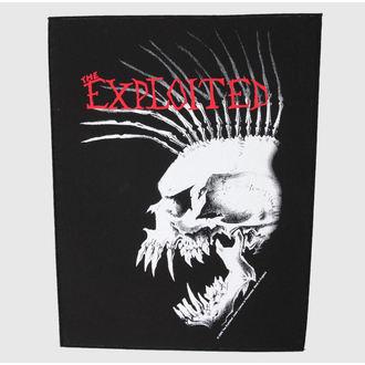 nášivka velká Exploited - Bastard Skull - RAZAMATAZ, RAZAMATAZ, Exploited