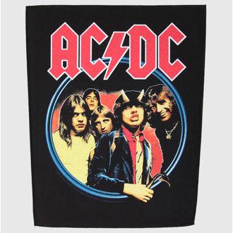 nášivka velká AC/DC - Highway To Hell - RAZAMATAZ, RAZAMATAZ, AC-DC