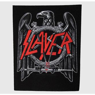 nášivka velká Slayer - Black Eagle - RAZAMATAZ, RAZAMATAZ, Slayer