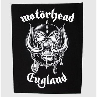 nášivka velká Motörhead - England - RAZAMATAZ - BP0808