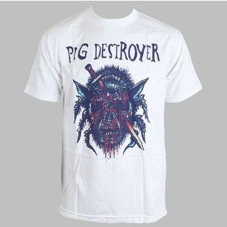 tričko pánské Pig Destroyer - Blind (White) - RELAPSE