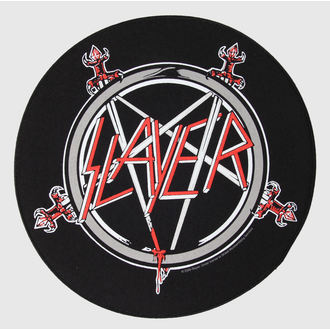 nášivka velká Slayer - Pentgram - RAZAMATAZ - BP814