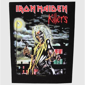 nášivka velká Iron Maiden - Killers - RAZAMATAZ, RAZAMATAZ, Iron Maiden