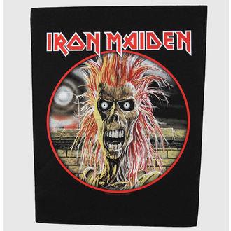 nášivka velká Iron Maiden - RAZAMATAZ, RAZAMATAZ, Iron Maiden