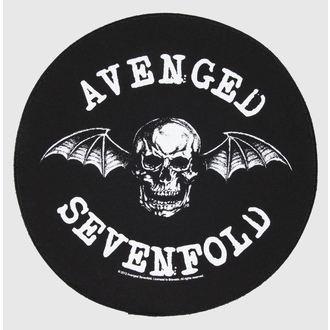 nášivka velká Avenged Sevenfold - Death Bat - RAZAMATAZ, RAZAMATAZ, Avenged Sevenfold