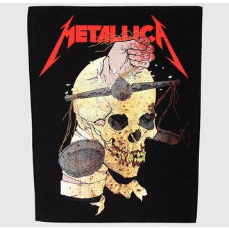 nášivka velká Metallica - Harvester Of Sorrow - RAZAMATAZ, RAZAMATAZ, Metallica