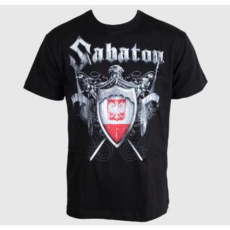 tričko pánské Sabaton - 40:1 Always remember - Black - CARTON, CARTON, Sabaton