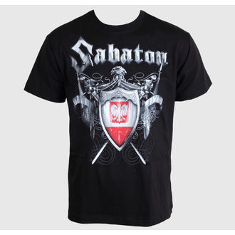 tričko pánské Sabaton - 40:1 Always remember - Black - CARTON - 411