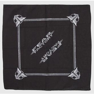 šátek Fear Factory - Logo - RAZAMATAZ, RAZAMATAZ, Fear Factory