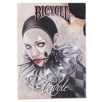 hrací karty Victoria Francés - Bicycle Favole