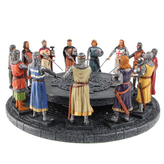 dekorace Rytíři u kulatého stolu -  Knights of the Round Table
