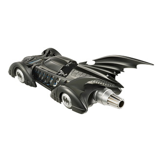 dekorace (automobil) Batman - Forever Diecast Model 1/18 1995 Batmobile Hotwheels Elite Edition