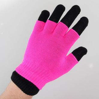 rukavice POIZEN INDUSTRIES - Double - Pink, POIZEN INDUSTRIES