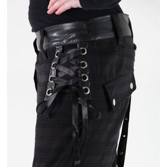 kalhoty dámské VIXXSIN - Chemical - Black