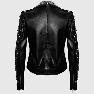 bunda dámská (křivák) KILLSTAR - Vicious - Black