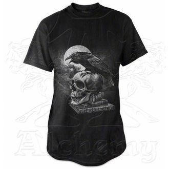 tričko pánské ALCHEMY GOTHIC - Poe's Raven, ALCHEMY GOTHIC