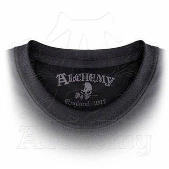 tričko pánské ALCHEMY GOTHIC - Poe's Raven