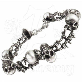 náramek ALCHEMY GOTHIC - No Man's Land - A103