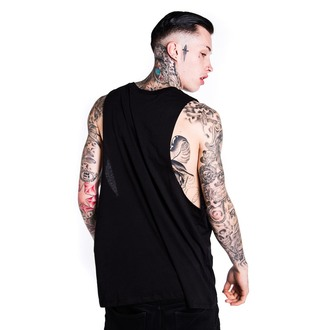 tílko (unisex) KILLSTAR - Pizza Order Muscle - Black