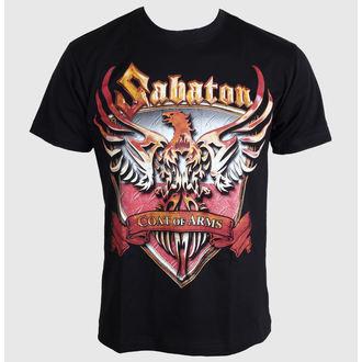 tričko pánské Sabaton - First To Fight - CARTON - 396
