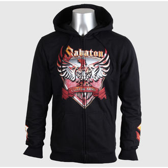 mikina pánská Sabaton - First To Fight - CARTON, CARTON, Sabaton