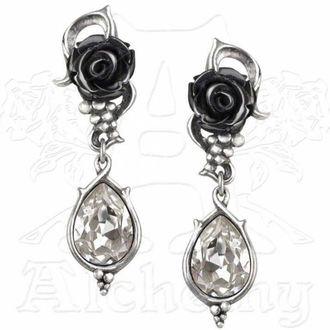 náušnice ALCHEMY GOTHIC - Bacchanal Rose