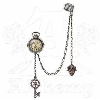 náušnice ALCHEMY GOTHIC - Uncle Albert's Timepiece