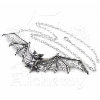 obojek ALCHEMY GOTHIC - Gothic Bat - P121