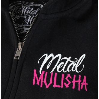 mikina dětská METAL MULISHA - PRETTY IN PUNK