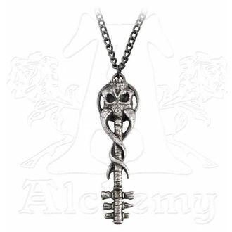 obojek ALCHEMY GOTHIC - Satan's key To Hell - P709