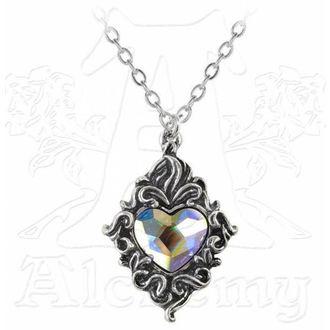 obojek ALCHEMY GOTHIC - Crystal Heart