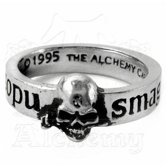 prsten ALCHEMY GOTHIC - Great Wish - R36