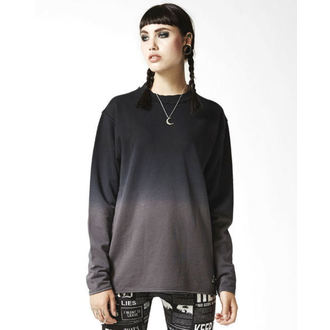mikina (unisex) DISTURBIA - Fade To Black - Cool Grey/Blk - DIS507