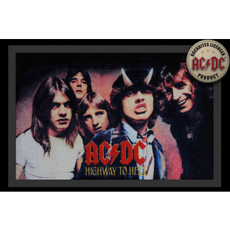 rohožka AC/DC - Fotomatte Higway To... - ROCKBITES, Rockbites, AC-DC