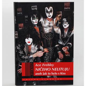 kniha Kiss – Ničeho nelituju, Kiss