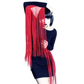 šaty dámské KILLSTAR - Huntress - Black/Red
