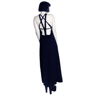 šaty dámské KILLSTAR - Pentagram Maxi - Black, KILLSTAR