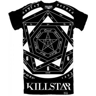 tričko unisex (tunika) KILLSTAR - Sigillium - Black