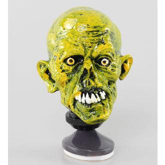 dekorace (hlavice řadící páky) LETHAL THREAT - Zombie Head Shift Knob - SK00019