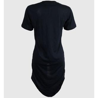 šaty dámské (tunika) KILLSTAR - Serpentine - Black, KILLSTAR