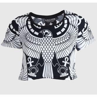 tričko dámské (top) KILLSTAR - Vulture Crop - Black