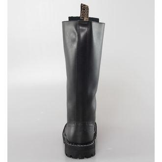 boty STEEL - 20 dírkové 139/140 - Black