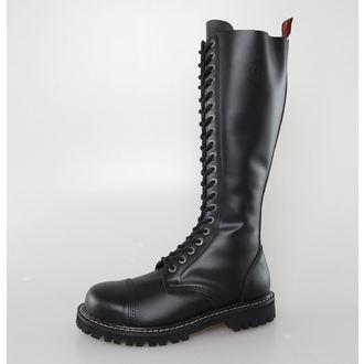 boty KMM 20 dírkové - Black, KMM