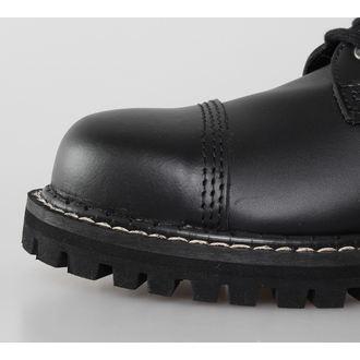 boty KMM 20 dírkové - Black