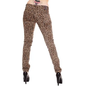 kalhoty dámské 3RDAND56th - Natural - JM409