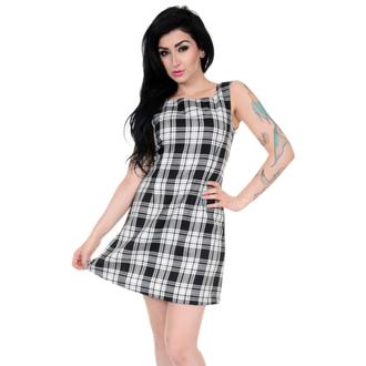 šaty dámské 3RDAND56th - 60s Retro - Black/White